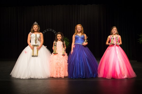 East Laurens Princess Pageant FY18