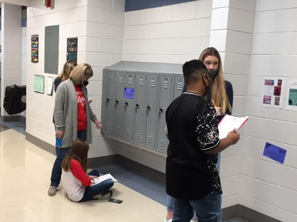 Proportions Scavenger Hunt: Socially distance!