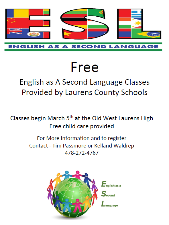 english as second language The english as a second language department or esl is a specially designed program for students whose first language is not english the program offers college level credit classes that develop english skills with second language acquisition strategies in listening, speaking, reading, writing, grammar, vocabulary, and.