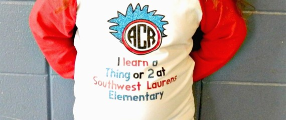 Read the Shirt! This is why we do all we do at SWLE!