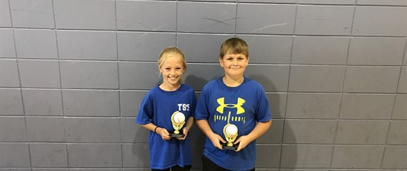 4th Grade Homerun Derby Winners 2017