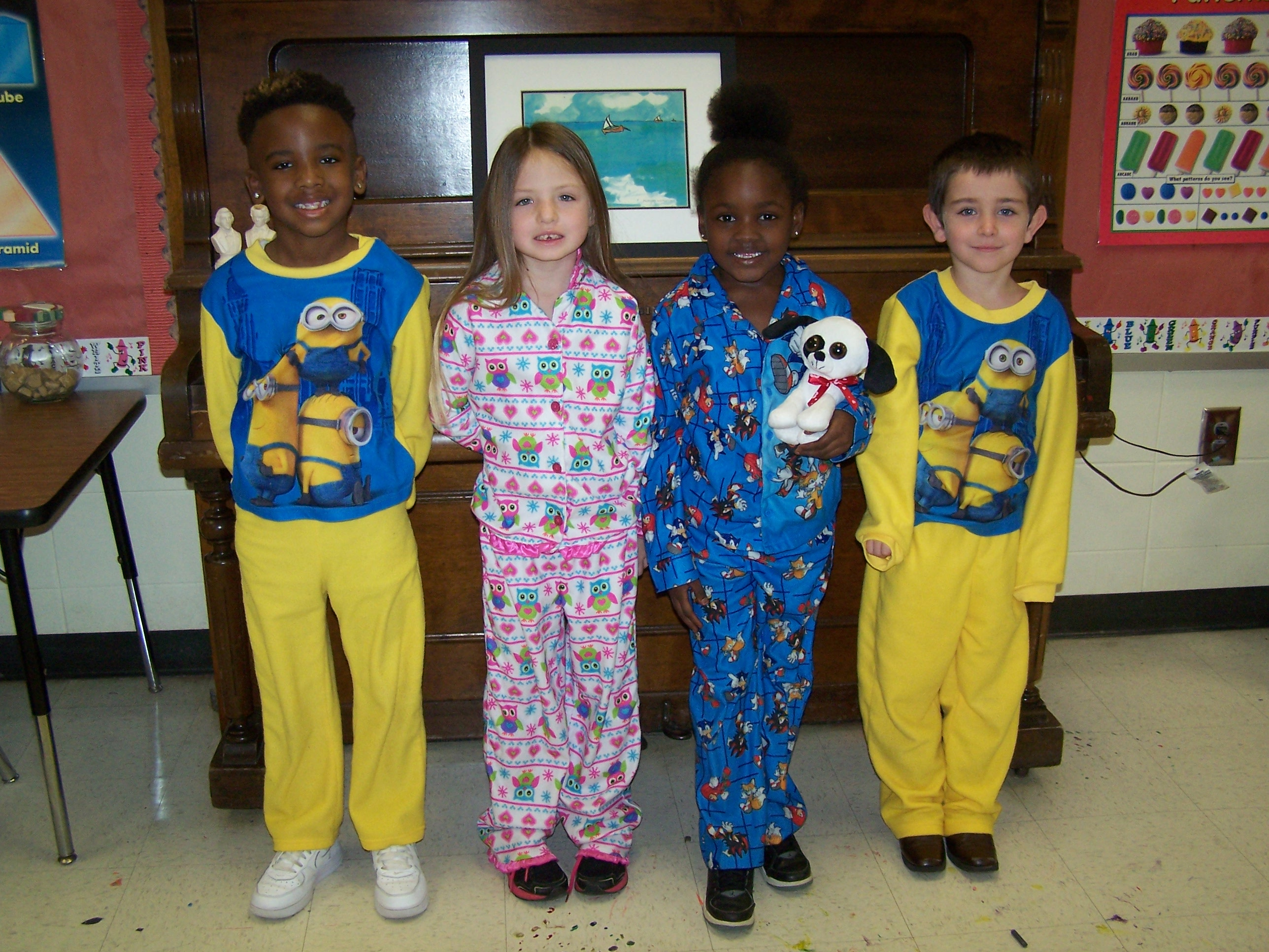 Pajama Literacy Day