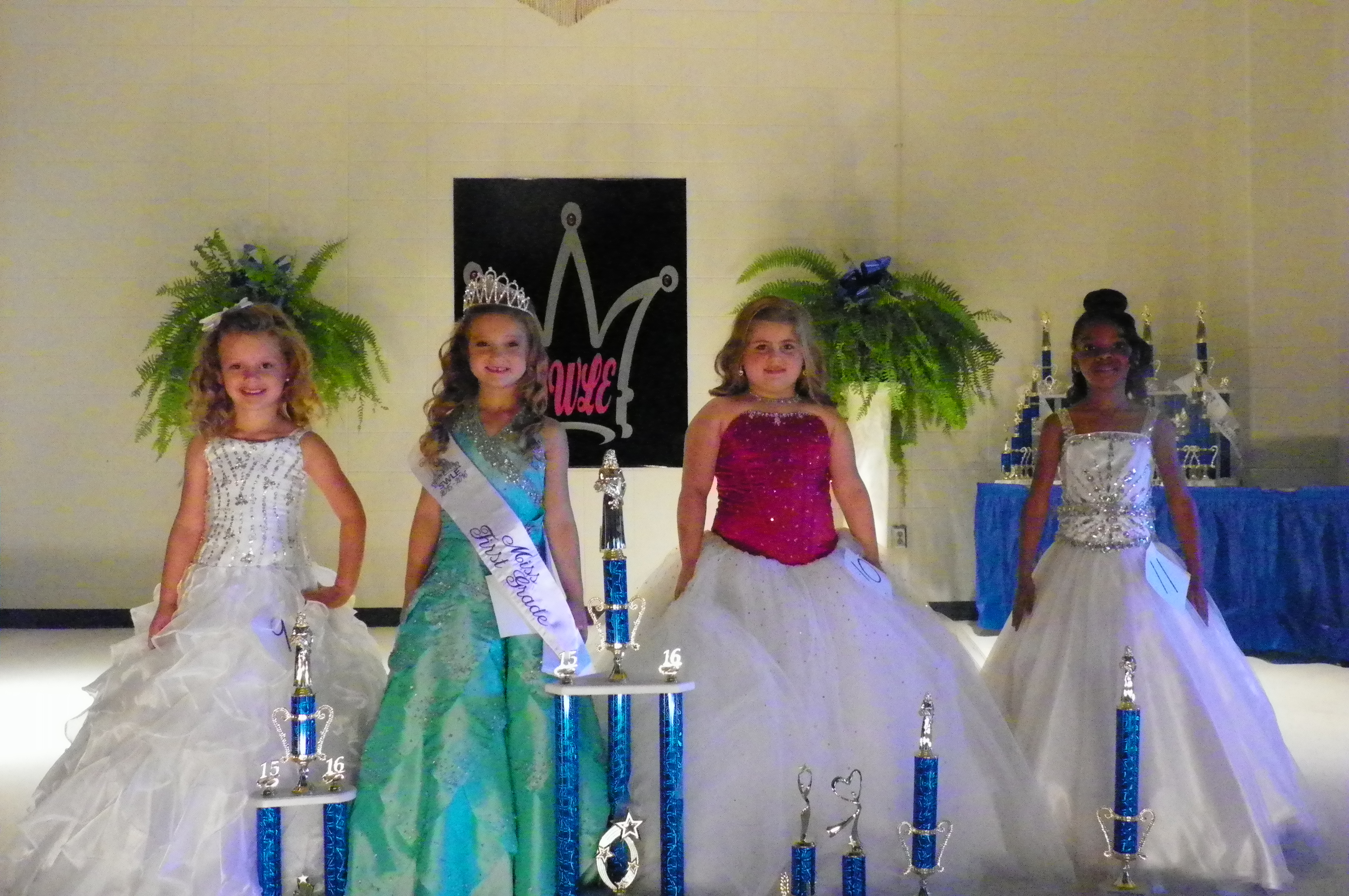 Miss SWLE Pageant