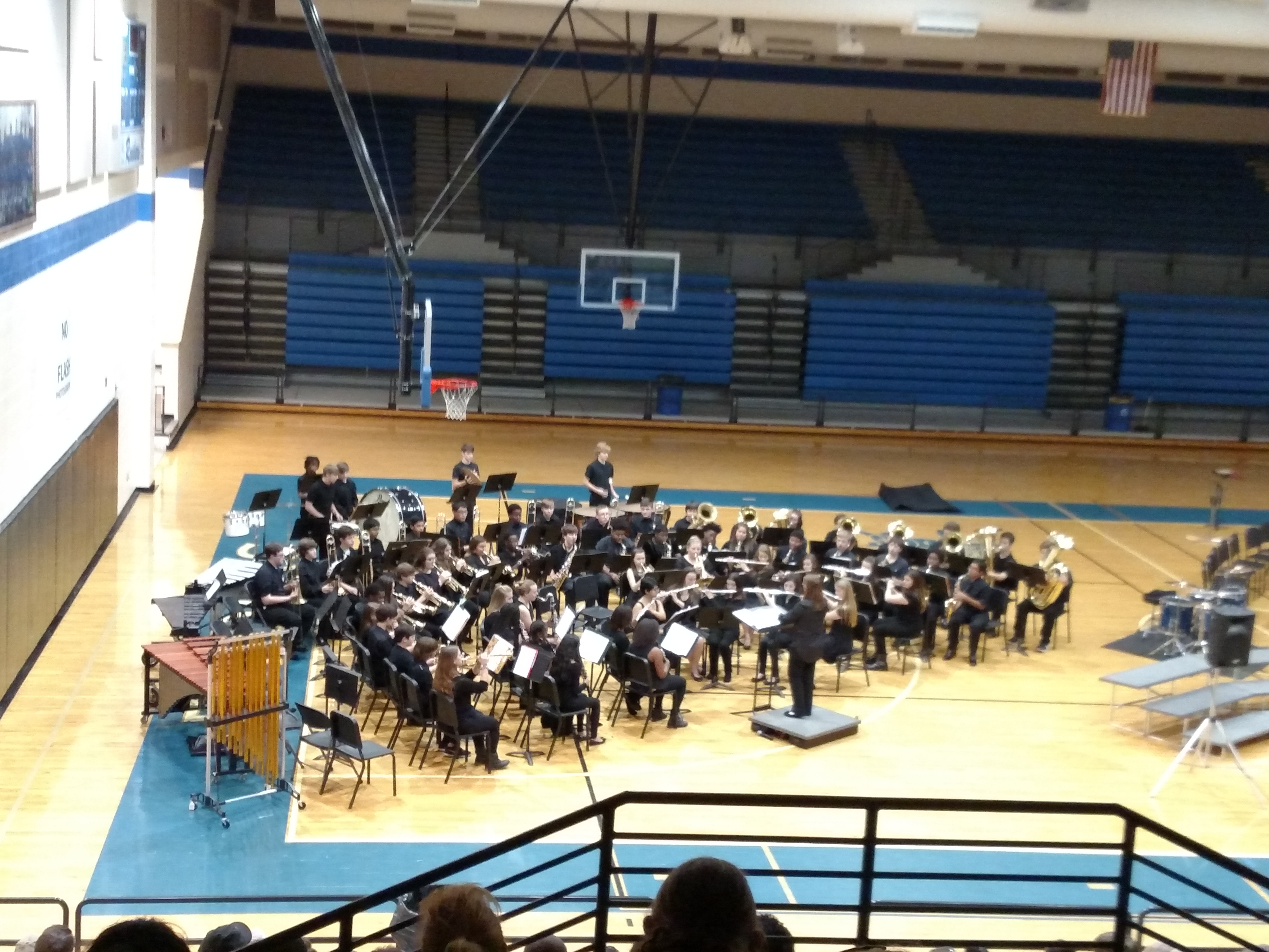 WLMS Christmas Concert - Chorus and Band