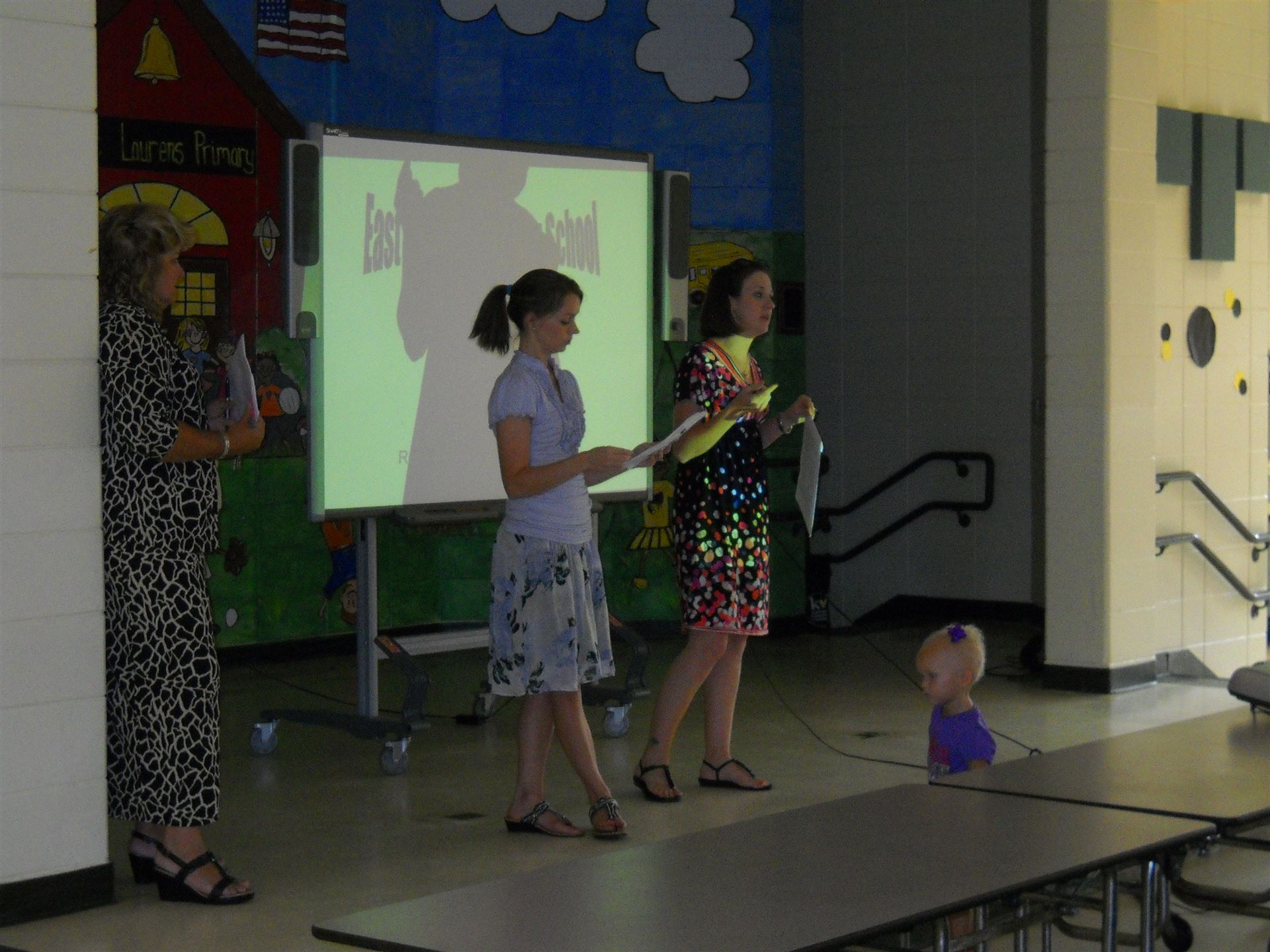 Title I and PreK Orientation Meeting