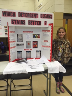 Science Fair Elementary 2016