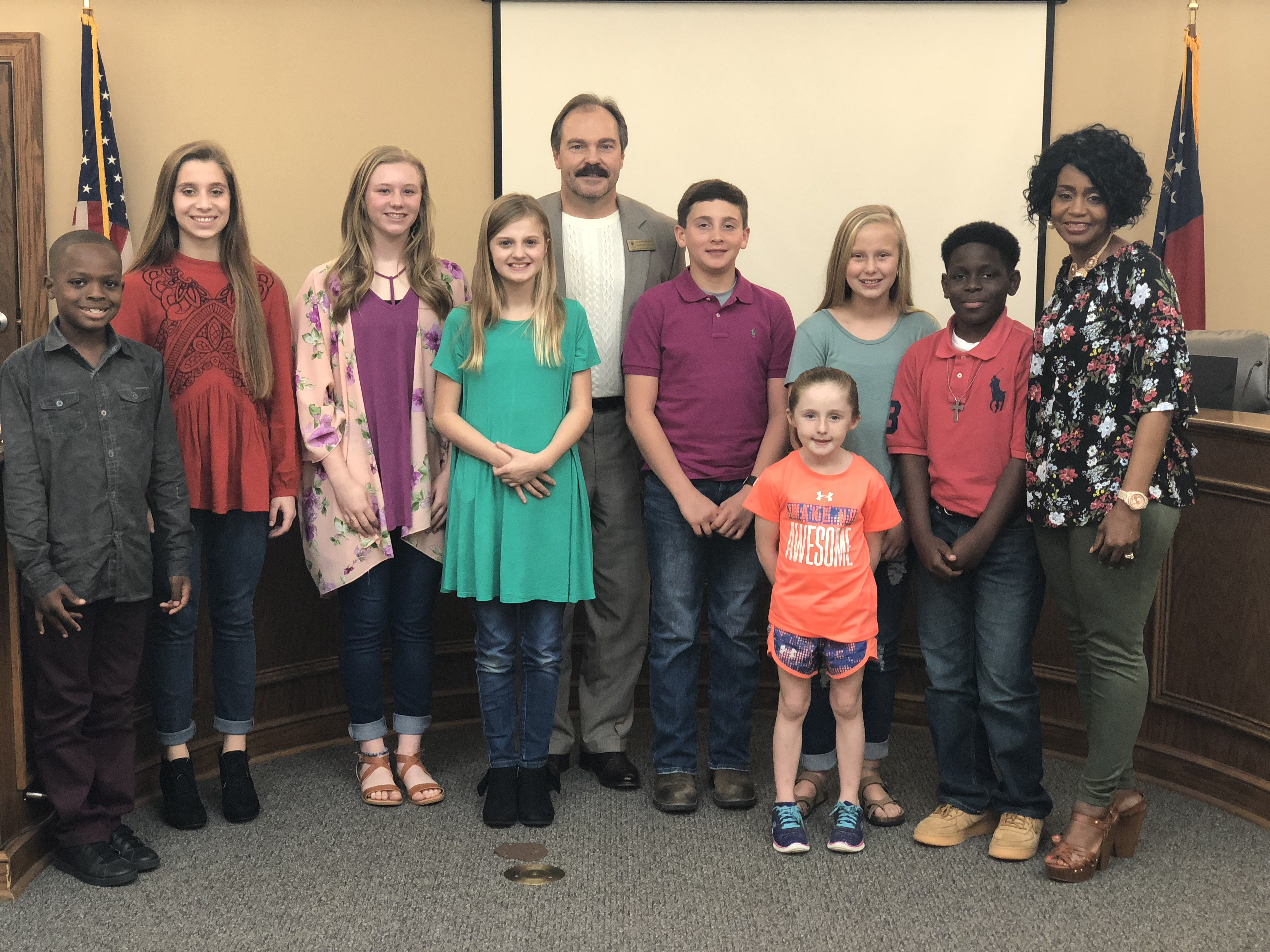 Superintendent Student Advisory Council
