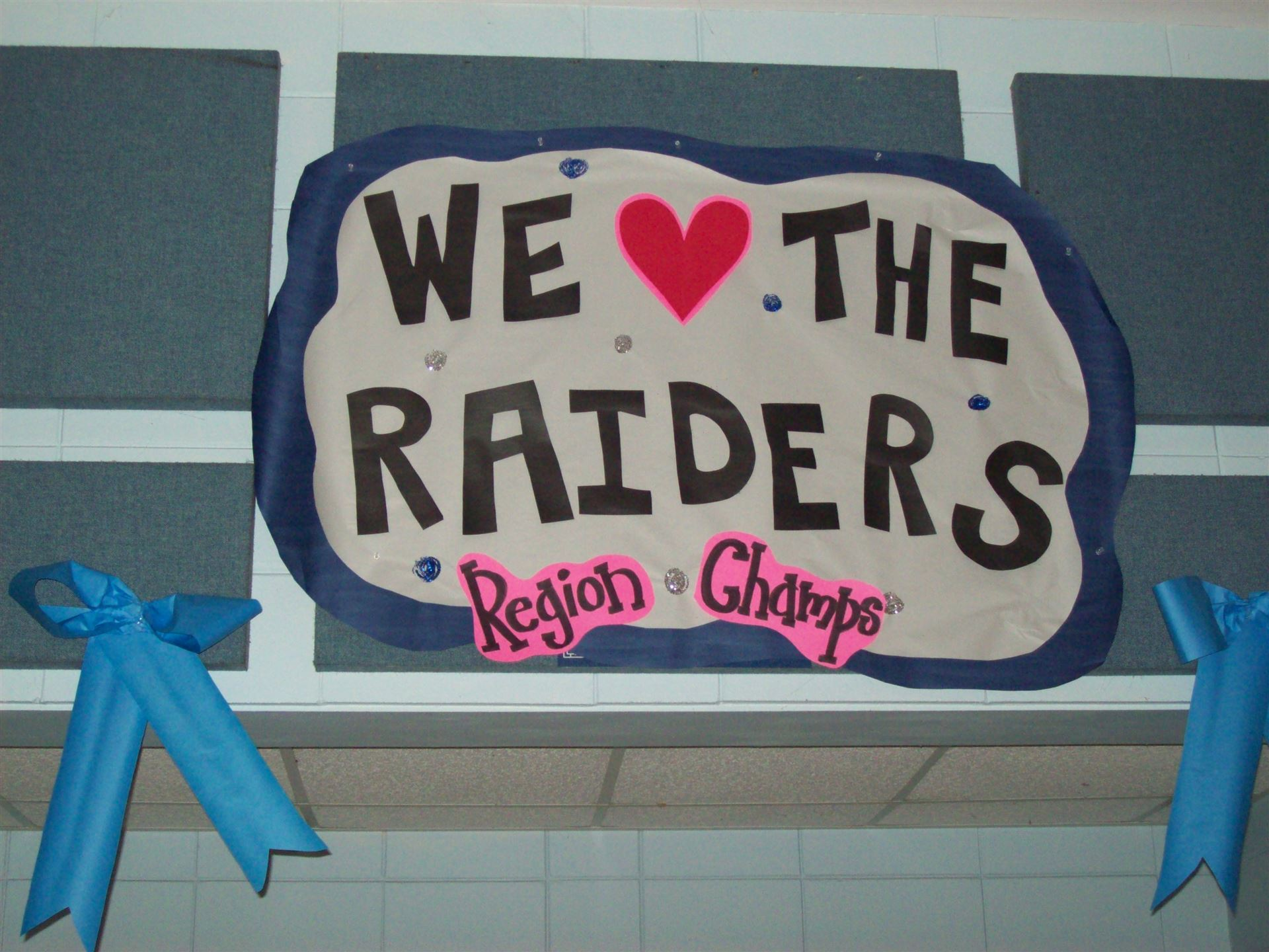 Pep Rally for Raiders